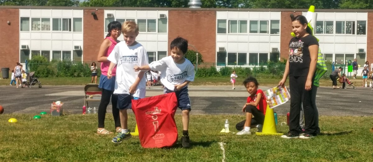 Tooker Avenue Field Day
